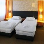 Jedes Zimmer, bevor Unterkunft ist für den Kunden vorbereitet.