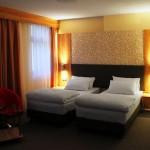 W ofercie znajdziemy również pokoje dwu osobowe z osobnymi łóżkami.